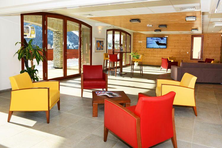 Vakantiehuizen Frankrijk | Rhone-alpes | Chalet te huur in VAUJANY   met wifi 4 personen