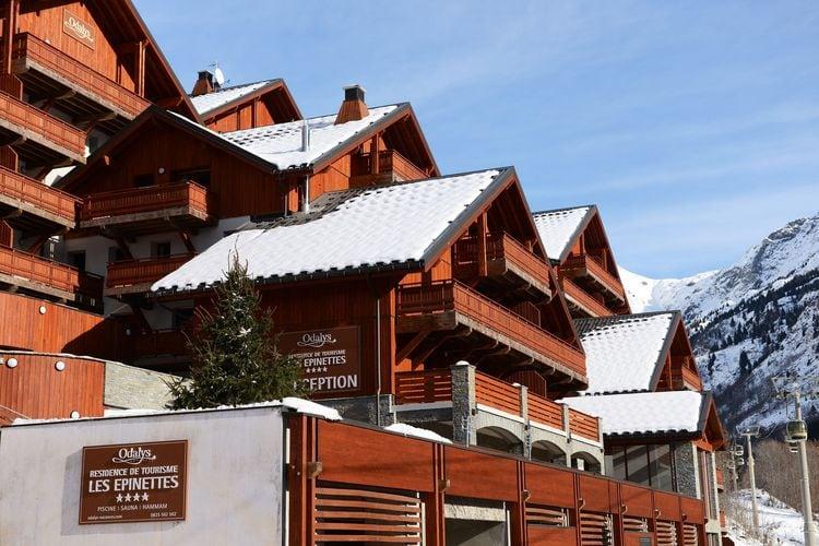 Vakantiehuizen Frankrijk | Rhone-alpes | Chalet te huur in VAUJANY   met wifi 6 personen