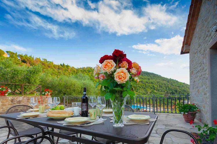Vakantiewoning Italië, Toscana, Cortona Villa IT-52044-292