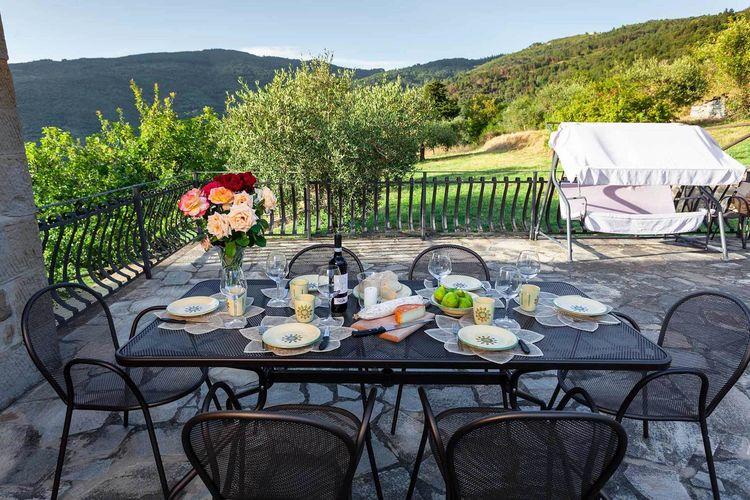 Villa Italië, Toscana, Cortona Villa IT-52044-292