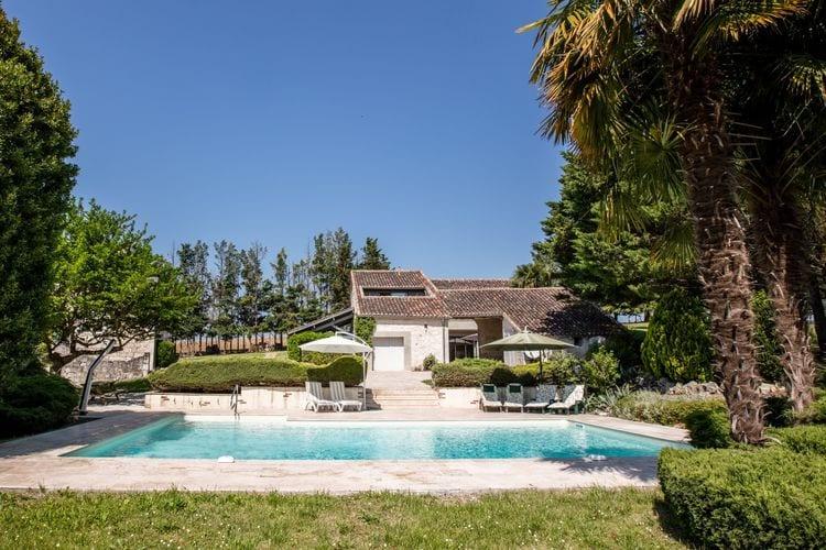Villa Frankrijk, Midi-Pyrenees, Saint Maurin Villa FR-47270-04