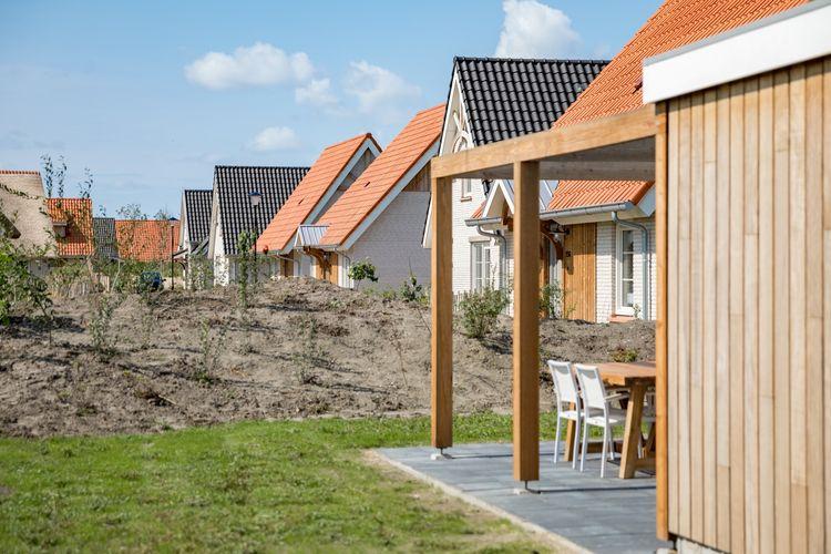 vakantiehuis Nederland, Zeeland, Nieuwvliet-Bad vakantiehuis NL-4504-23