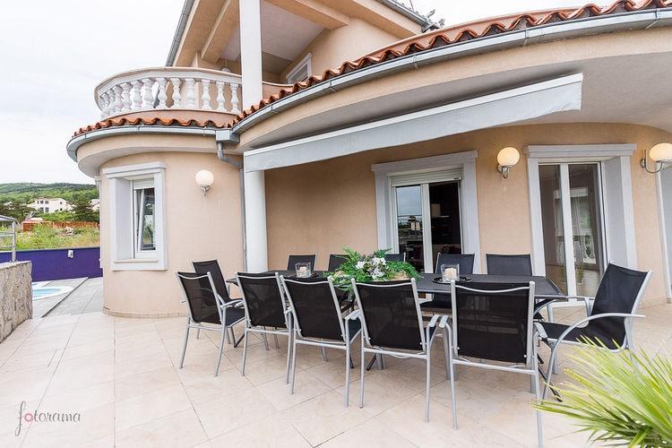 Villa Kroatië, Kvarner, Crikvenica Villa HR-00013-90