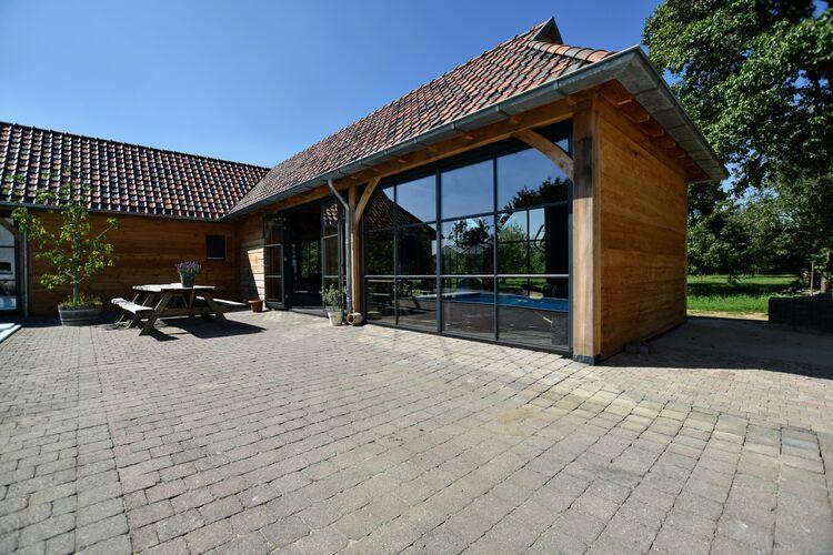 vakantiehuis Nederland, Gelderland, Herveld vakantiehuis NL-0023-69