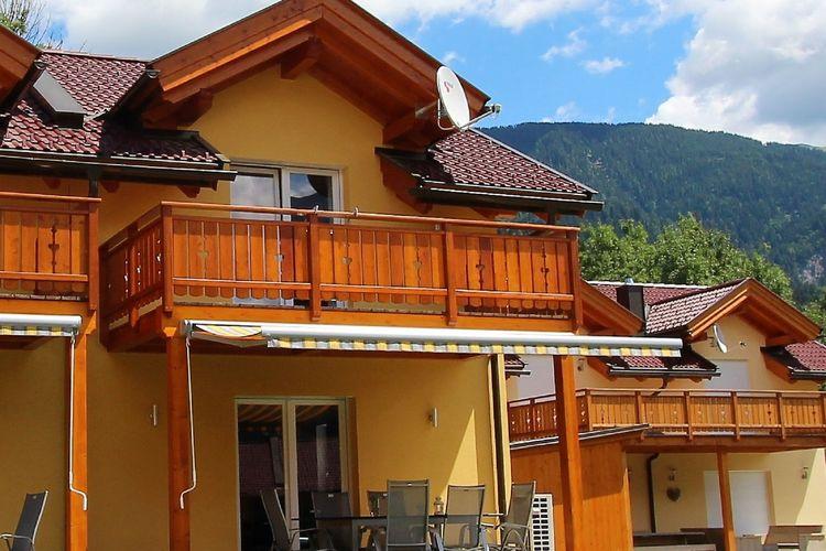 vakantiehuis Oostenrijk, Kaernten, Arnoldstein vakantiehuis AT-9601-02