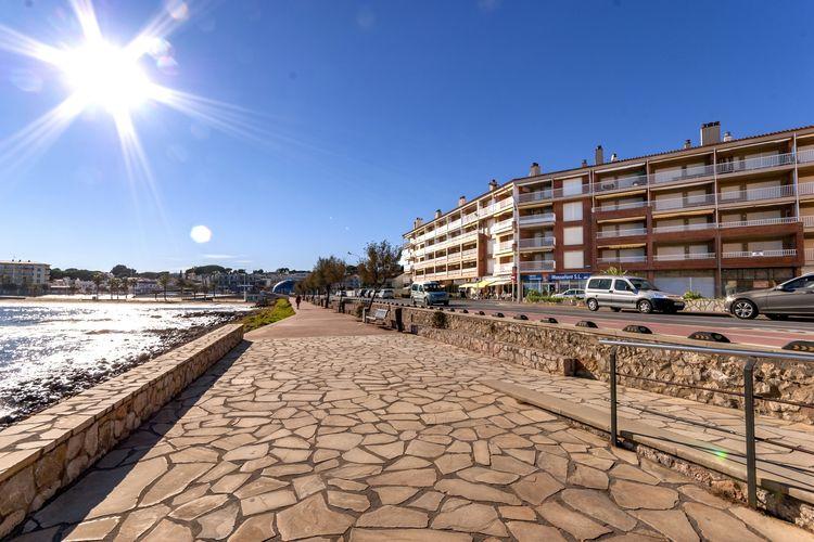 Spanje   Costa-Brava   Appartement te huur in LEscala met zwembad  met wifi 8 personen