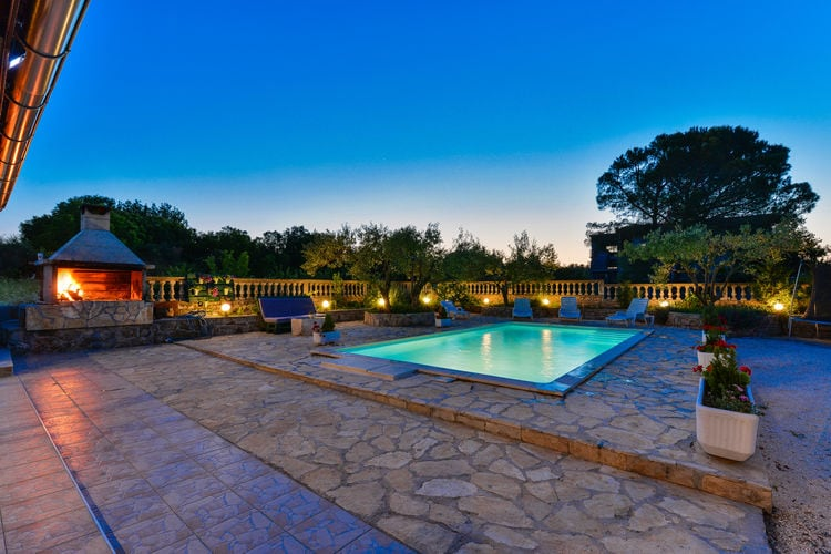 vakantiehuis Kroatië, Dalmatie, Bibinje vakantiehuis HR-00013-93