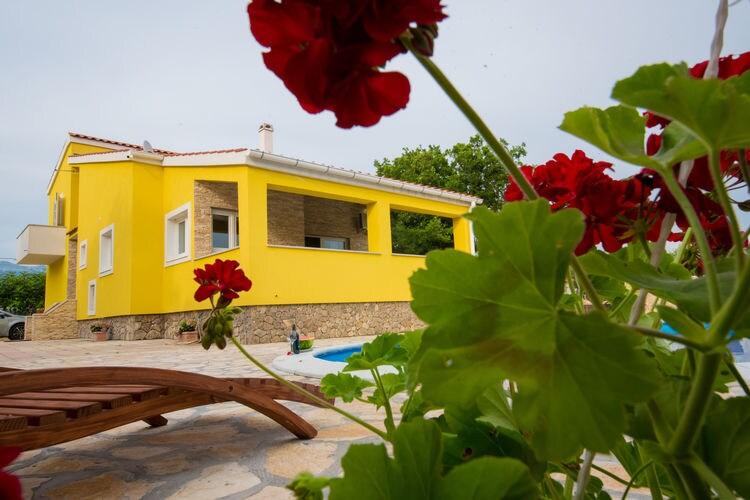 vakantiehuis Kroatië, Dalmatie, Zdrilo vakantiehuis HR-23247-02