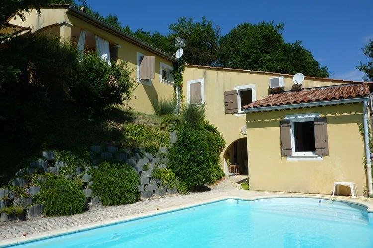 Villa met zwembad met wifi  DromeGrand villa St Paul