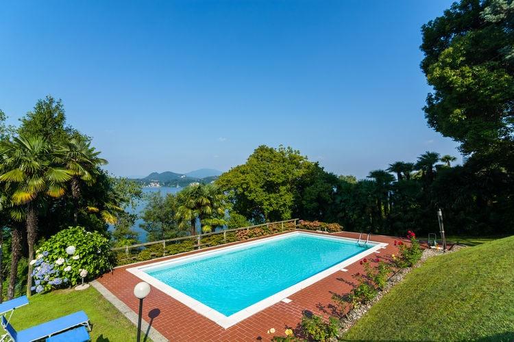 vakantiehuis Italië, Italiaanse Meren, Stresa vakantiehuis IT-28838-091