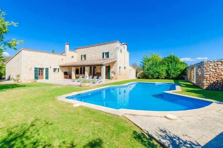 Vakantiehuizen Lloseta-Illes-Balears te huur Lloseta,-Illes-Balears- ES-00018-72 met zwembad   te huur