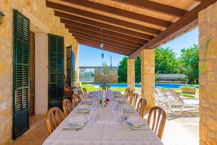 Villa Spanje, Mallorca, Lloseta, Illes Balears Villa ES-00018-72