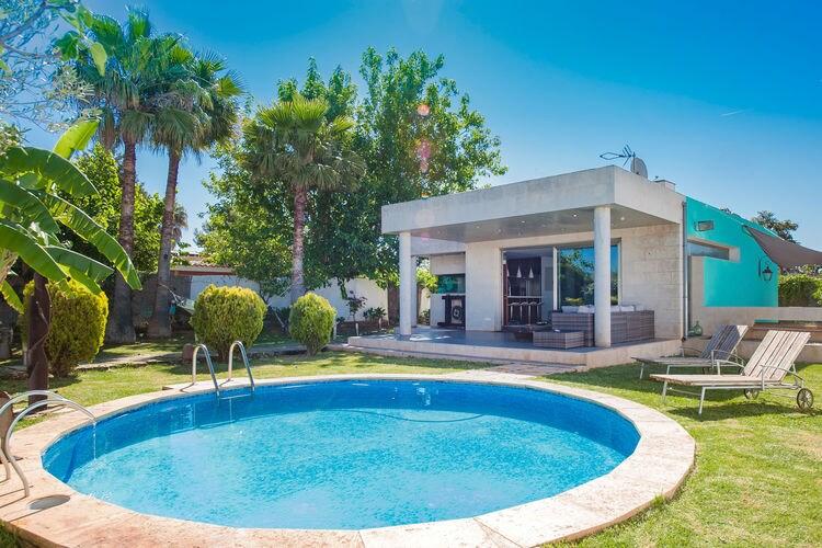 Vakantiehuizen Marratxi-Illes-Balears te huur Marratxi,-Illes-Balears- ES-00018-74 met zwembad  met wifi te huur