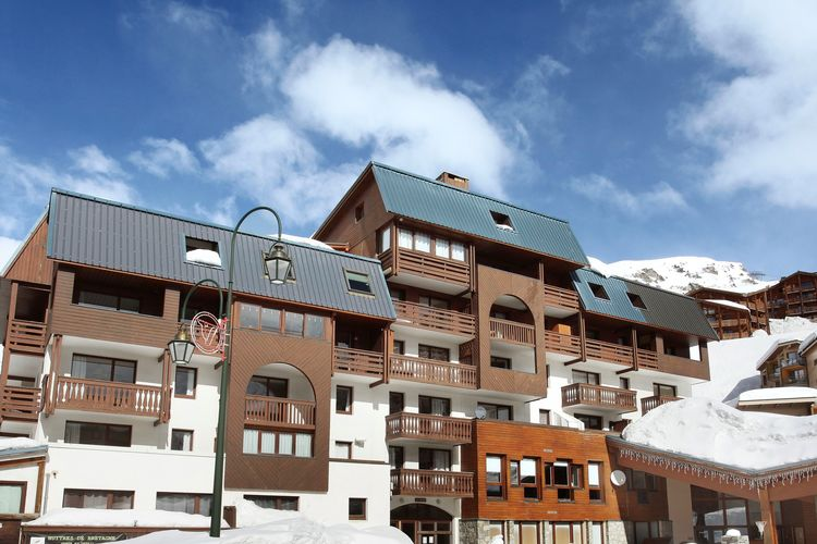 Frankrijk | Rhone-alpes | Chalet te huur in VAL-THORENS   met wifi 8 personen