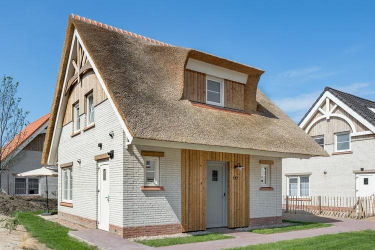 Vakantiehuizen Nederland | Zeeland | Villa te huur in Nieuwvliet-Bad   met wifi 4 personen