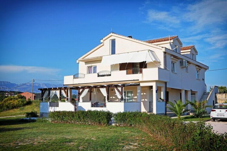Appartement Kroatië, Dalmatie, Ljubac Appartement HR-23248-03