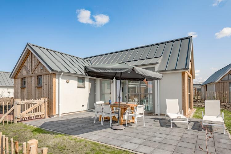 Vakantiehuizen Nederland | Zeeland | Vakantiehuis te huur in Nieuwvliet-Bad   met wifi 6 personen