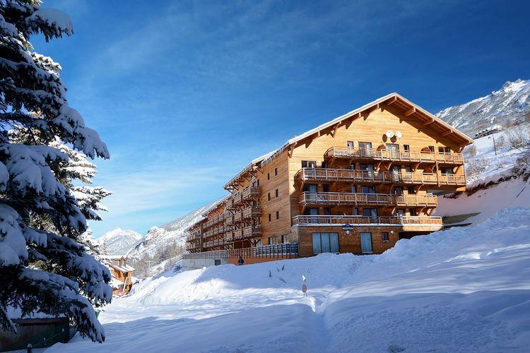 Vakantiehuizen Frankrijk | Rhone-alpes | Chalet te huur in VARS   met wifi 4 personen