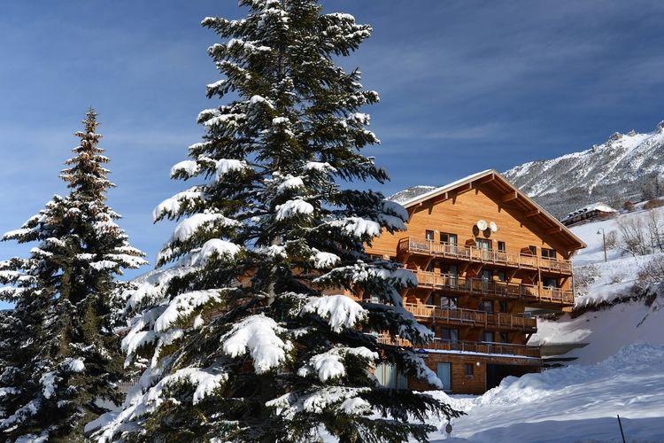Vakantiehuizen Frankrijk | Rhone-alpes | Chalet te huur in VARS   met wifi 6 personen
