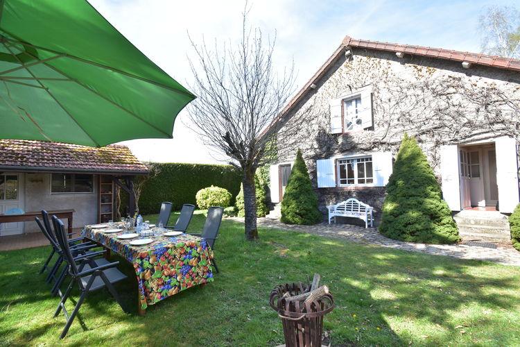 vakantiehuis Frankrijk, Bourgogne, Charrin vakantiehuis FR-58300-15