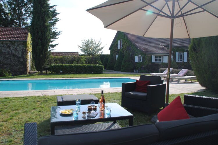 Vakantiehuizen Bourgogne te huur Charrin- FR-58300-15 met zwembad  met wifi te huur
