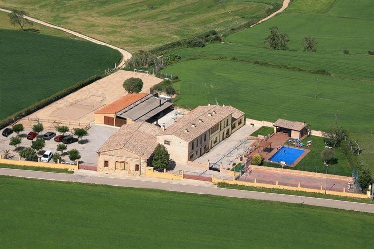 Spanje | Costa-Brava | Vakantiehuis te huur in Galliners met zwembad  met wifi 36 personen