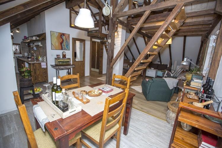 Appartement Kroatië, Dalmatie, Gospic Appartement HR-53000-02