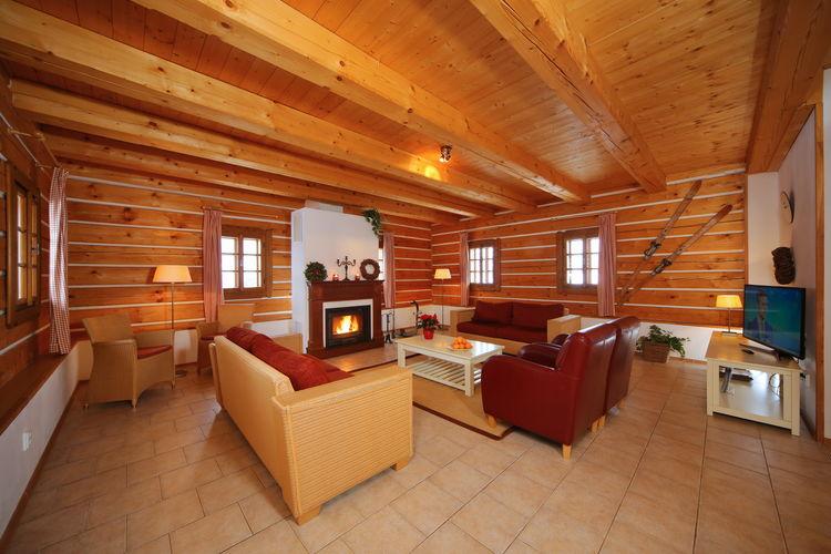 Villa Tsjechië, Reuzengebergte - Jzergebergte, Vrchlabi Villa CZ-54303-09