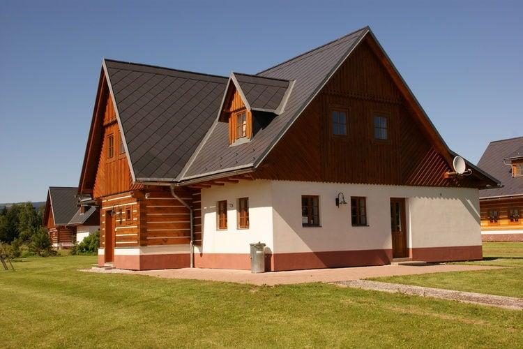 Tsjechie | Reuzengebergte-Jzergebergte | Villa te huur in Vrchlabi   met wifi 10 personen