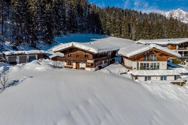 Appartement Oostenrijk, Tirol, Reith bei Kitzbühel Appartement AT-6370-74