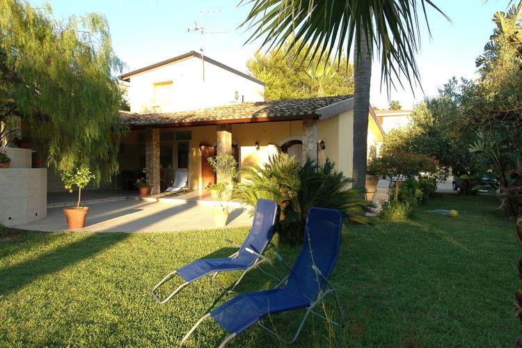 Villa Italië, Sicilia, Trappeto Villa IT-90040-07