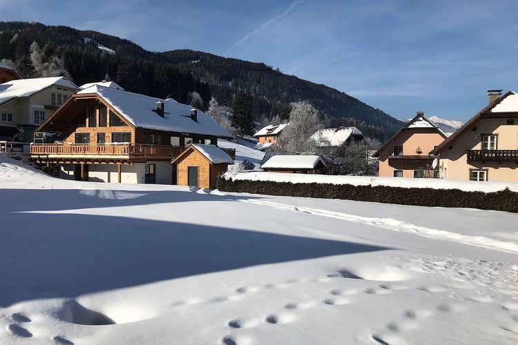 Alpinn Wellnesschalet II - Accommodation - Sankt Margarethen Im Lungau