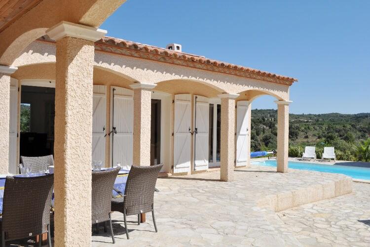 Villa met zwembad met wifi  Oupia  Luxe villa met privé zwembad en prachtig uitzicht over Minervois