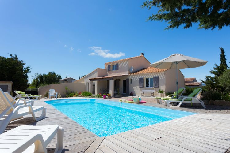 Villa Frankrijk, Languedoc-roussillon, Beaufort Villa FR-00031-51