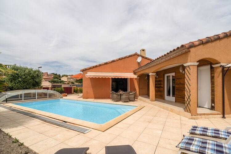 Villa Frankrijk, Languedoc-roussillon, Aigues Vives Villa FR-00031-58