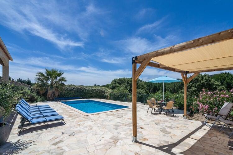 Villa Frankrijk, Languedoc-roussillon, Félines Minervois Villa FR-00031-63