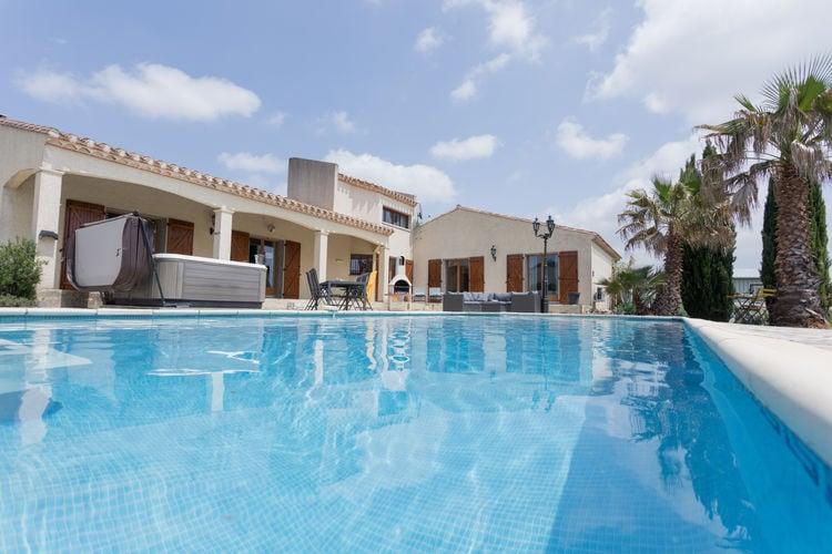 Villa met zwembad met wifi  Felines-MinervoisLa Cerisette
