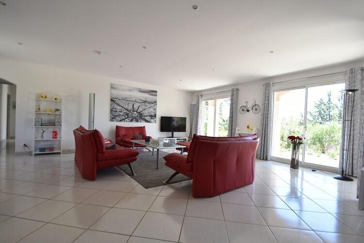 Villa Frankrijk, Languedoc-roussillon, Siran Villa FR-00031-66