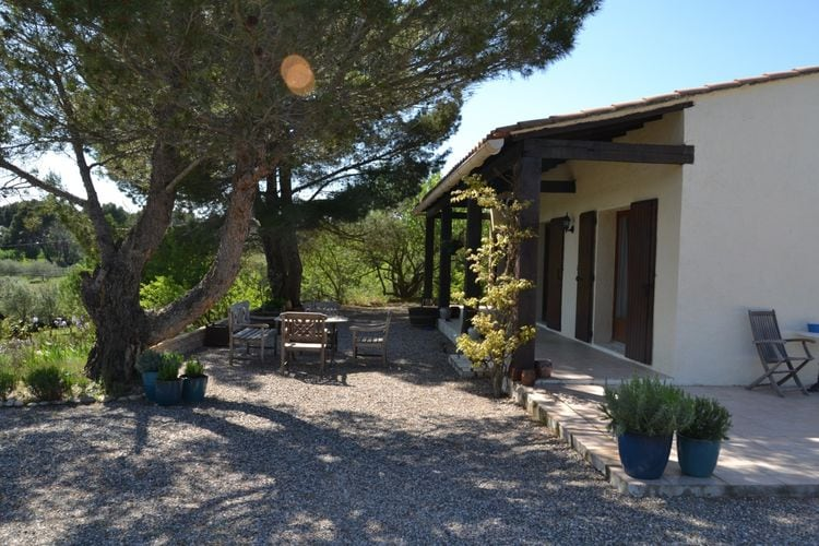 Villa Frankrijk, Languedoc-roussillon, Cesseras Villa FR-00031-67