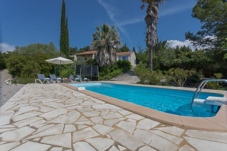 Villas Frankrijk | Languedoc-roussillon | Villa te huur in Beaufort met zwembad  met wifi 8 personen