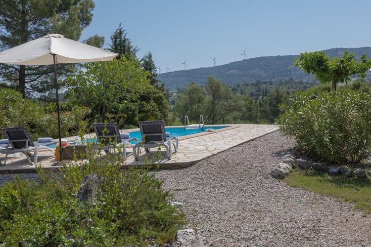 Villa Frankrijk, Languedoc-roussillon, Beaufort Villa FR-00031-73