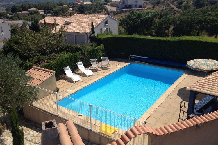 Villa met zwembad met wifi  NarbonneVilla Les Etangs