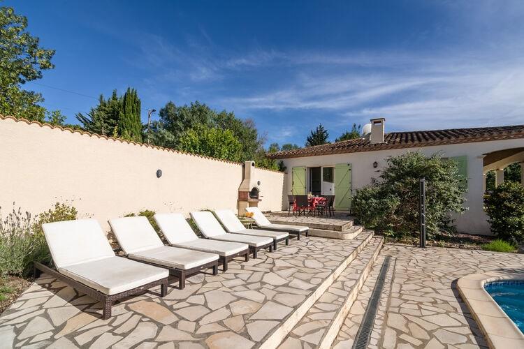 Villa Frankrijk, Languedoc-roussillon, Félines Minervois Villa FR-00031-89