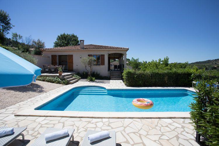 Villa met zwembad met wifi  Felines-MinervoisVilla Marlise