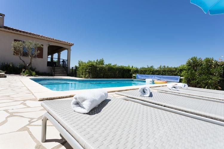 Villa Frankrijk, Languedoc-roussillon, Félines Minervois Villa FR-00031-90