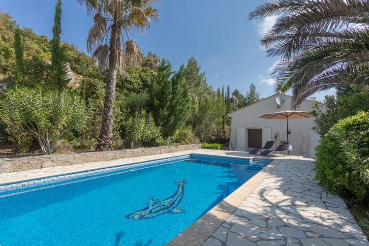 Villas Frankrijk | Languedoc-roussillon | Villa te huur in Beaufort met zwembad  met wifi 4 personen