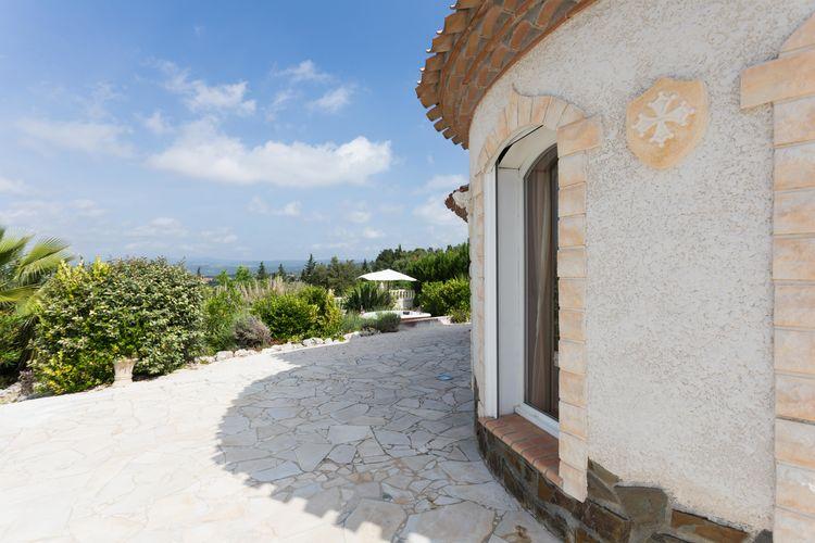 Villa Frankrijk, Languedoc-roussillon, Oupia Villa FR-00031-95