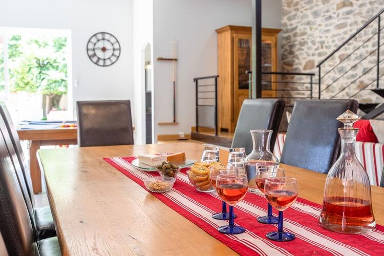 Villa Frankrijk, Languedoc-roussillon, Aigues Vives Villa FR-00031-99