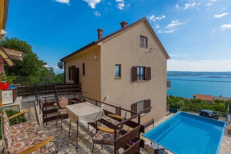 vakantiehuis Kroatië, Kvarner, Crikvenica vakantiehuis HR-00014-34
