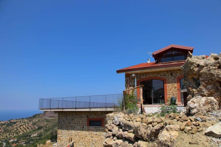 Vakantiehuizen Italie | Campania | Vakantiehuis te huur in Agropoli met zwembad  met wifi 10 personen
